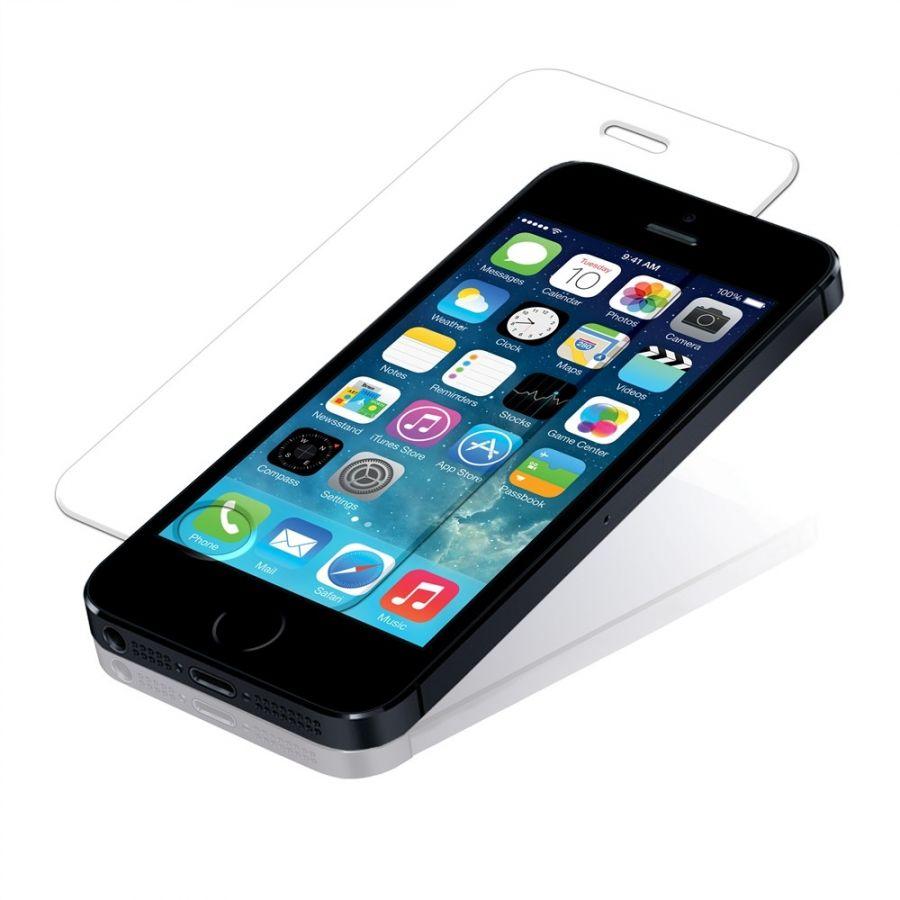 Защита стекла iPhone 5s