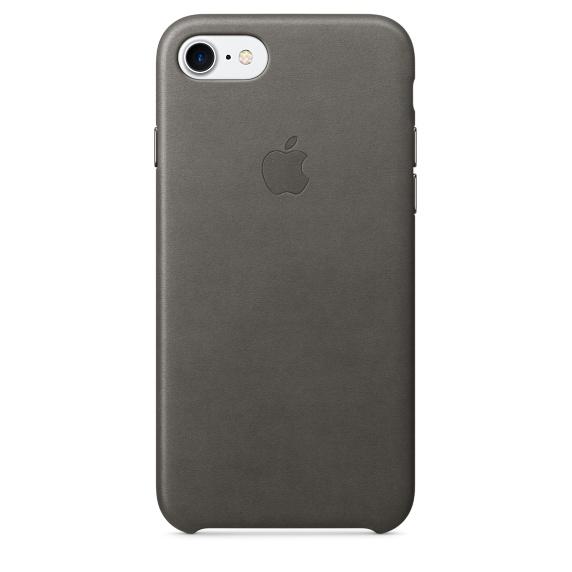 Чехол iPhone 7 Apple Leather Case