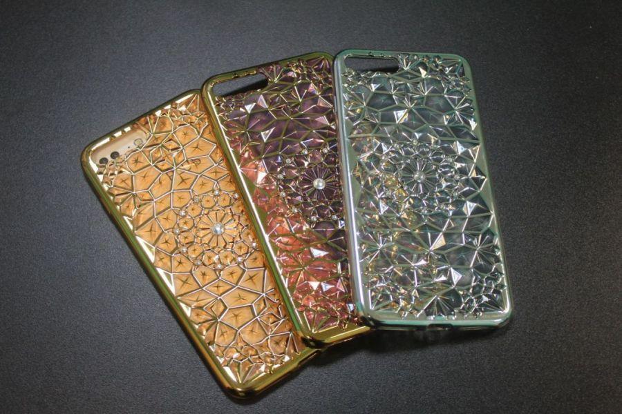 Чехол iPhone 7 Plus Prisma Diamond